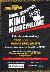 Plenerowe kino motocyklowe: Co nas kręci?