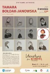 Tamara Bołdak-Janowska - spotkanie autorskie