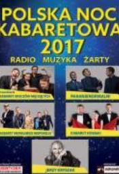 Polska Noc Kabaretowa 2017 - Wrocław