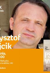 Krzysztof Wójcik - spotkanie autorskie
