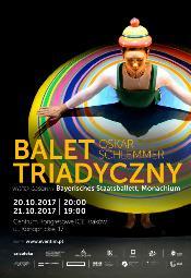 Balet triadyczny w ICE Kraków