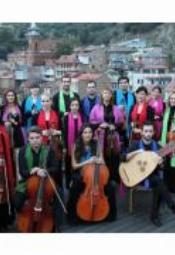 Festiwal Goldbergowski - Georgian Sinfonietta Tblisi