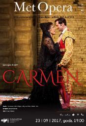 CARMEN z Met Opera - w OKF