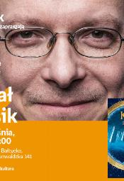 Rafał Kosik - spotkanie autorskie