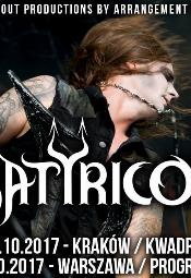 Satyricon + Suicidal Angels + Fight The Fight