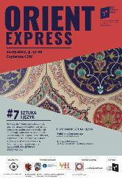 Orient Express: Przystanek Sztuka i Język