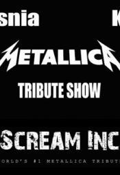 Tribute to Metallica show! - Scream INC