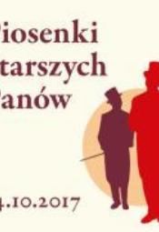 Koncert charytatywny: Piosenki Starszych Panów: M.Umer, P.Machalica, G.Małecki