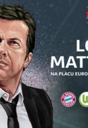 Oktoberfest, mecz i Lothar Matthaeus na placu Europejskim