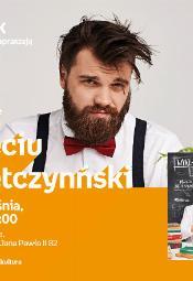 Mieciu Mietczyński - spotkanie autorskie