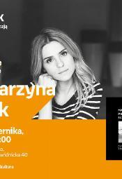 Spotkania autorskie z Katarzyną Tusk