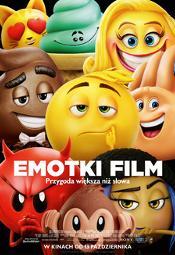 """Pokazy przedpremierowe """"Emotki: Film"""" w Cinema City"""