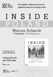 Spotkanie autorskie: Inside Poland Marian Schmidt Fotografie / Photographs