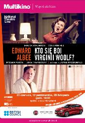 """""""Kto się boi Wirginii Woolf?"""" w Multikinie"""