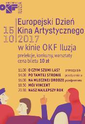 Europejski Dzień Kina Artystycznego w OKF