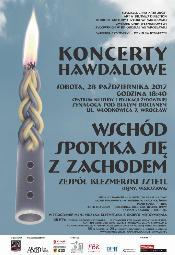 Koncert Hawdalowy: Warszawski Sztetl we Wrocławiu
