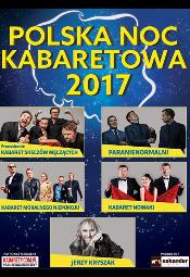 Polska Noc Kabaretowa 2017 - Radom