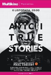 Koncert Avicii w Multikinie