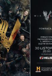 """""""Wikingowie"""" na ekranach kin Helios"""