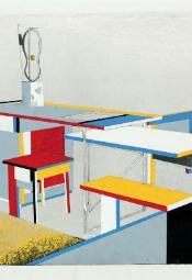Awers/rewers. Architekt Bohdan Lachert