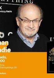 Salman Rushdie: Spotkanie autorskie w Teatrze Powszechnym