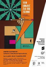 Zawód: ilustrator – spotkanie z Sebastianem Frąckiewiczem