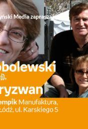 Michał Sobolewski i Mariola Pryzwan - spotkanie autorskie