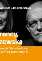 Adam Ferency i Maja Jaszewska - spotkanie autorskie