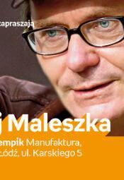 Andrzej Maleszka - spotkanie autorskie