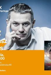 Spotkanie autorskie - Łukasz Grass