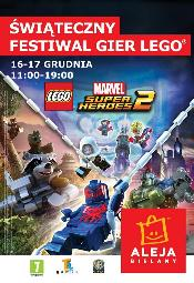 Świąteczny turniej LEGO MARVEL SUPER HEROES 2