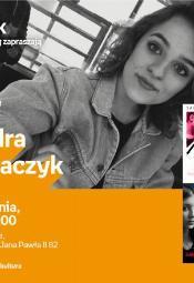 Spotkanie autorskie z Sandrą Nowaczyk