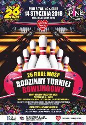Turniej Bowlingowy dla WOŚP