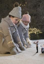 Kino Dzieciom: Zimowe przygody Jill i Joy