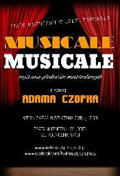 Musicale, musicale - wystawa plakatów