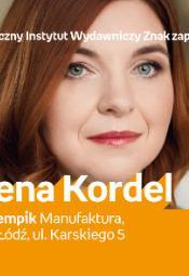 Magdalena Kordel - spotkanie autorskie