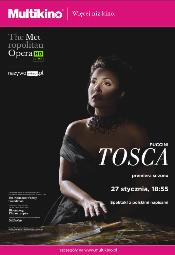 "The Met Live in HD: transmisja ""Tosca"""
