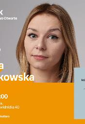 Spotkanie z instapoetką Anną Ciarkowską