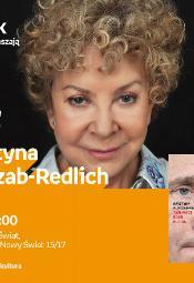 Krystyna Kurczab-Redlich - spotkanie autorskie