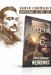 Uniwersum Metro 2033: Suren Cormudian - spotkanie autorskie
