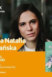 Maria Natalia Tymańska - spotkanie autorskie