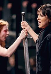 Teatr Pieśń Kozła: Hamlet-komentarz