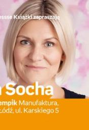 Natasza Socha - spotkanie autorskie
