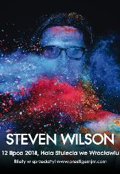 Steven Wilson we Wrocławiu!