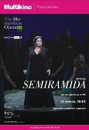 Semiramida - opera w Multikinie