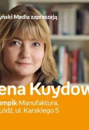 Spotkanie autorskie z Magdaleną Kuydowicz