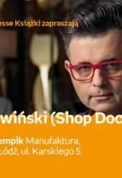 Spotkanie autorskie Markiem Borowińskim