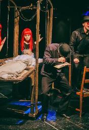 Teatr AST: Bagaż - Próba prasowa