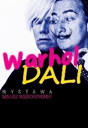 Dali, Warhol. Geniusz wszechstronny