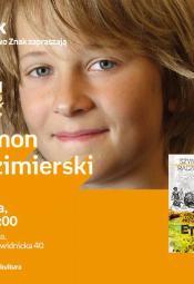 Szymon Radzimierski - spotkanie autorskie